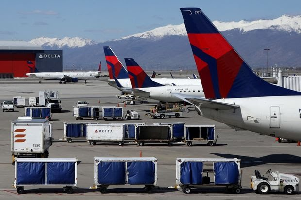 Delta Air Lines said Monday that it plans to fly from Seattle to Shanghai with a stop in Seoul next week.