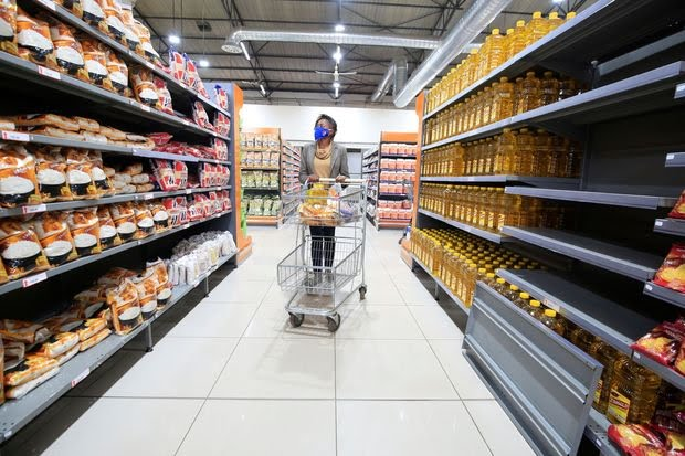 Many of Zimbabwe's stores are demanding payments in U.S. dollars.