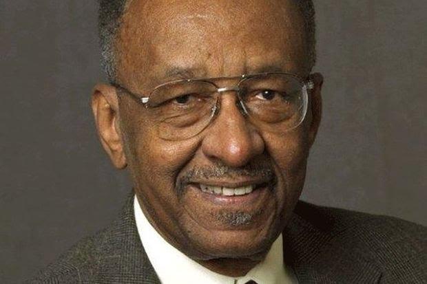 George Mason University Professor of Economics Walter Williams.