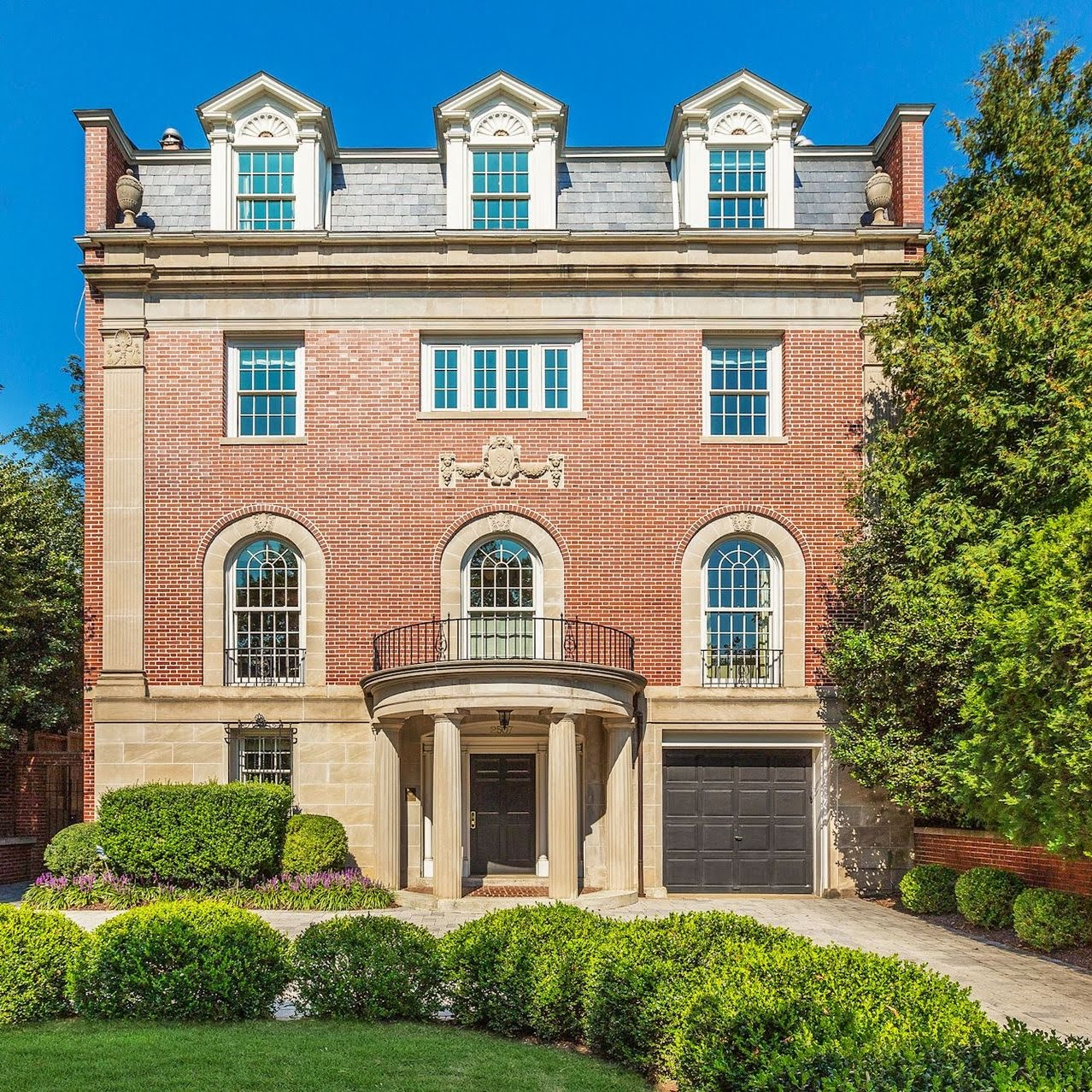 Michael Stock's Beaux-Arts Revival-style home on Washington, D.C.'s Embassy Row is asking $5.5 million.