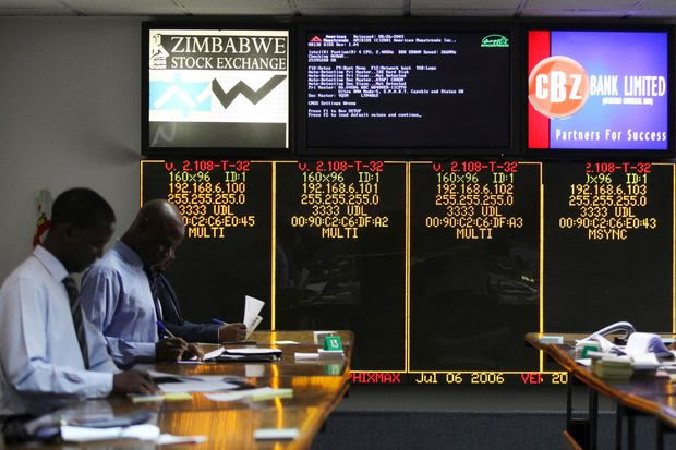 Zimbabwe's Plan to Save Its Currency: Shut Down the Stock Exchange